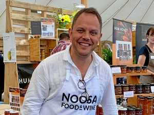 Noosa Food and Wine: Finger lime love lights up McLeod
