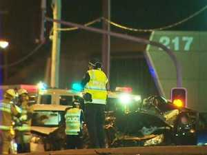 'Truly awful': Witness tells of double-fatal crash