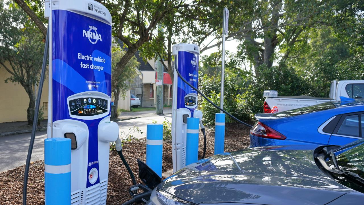 Public charging stations could create headaches for some motorists. Source: Supplied