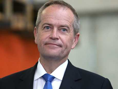 Bill Shorten has stepped down as opposition leader leaving a void in Labor's leadership. Picture: Kym Smith
