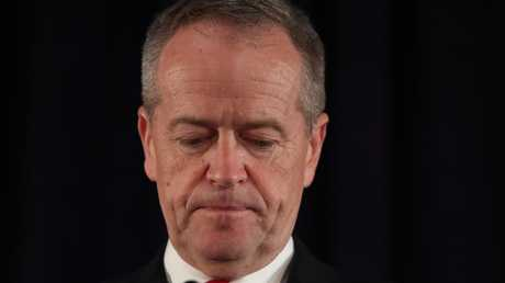 Queensland giveth, Queensland takes away - as Bill Shorten found out. Picture: Kym Smith