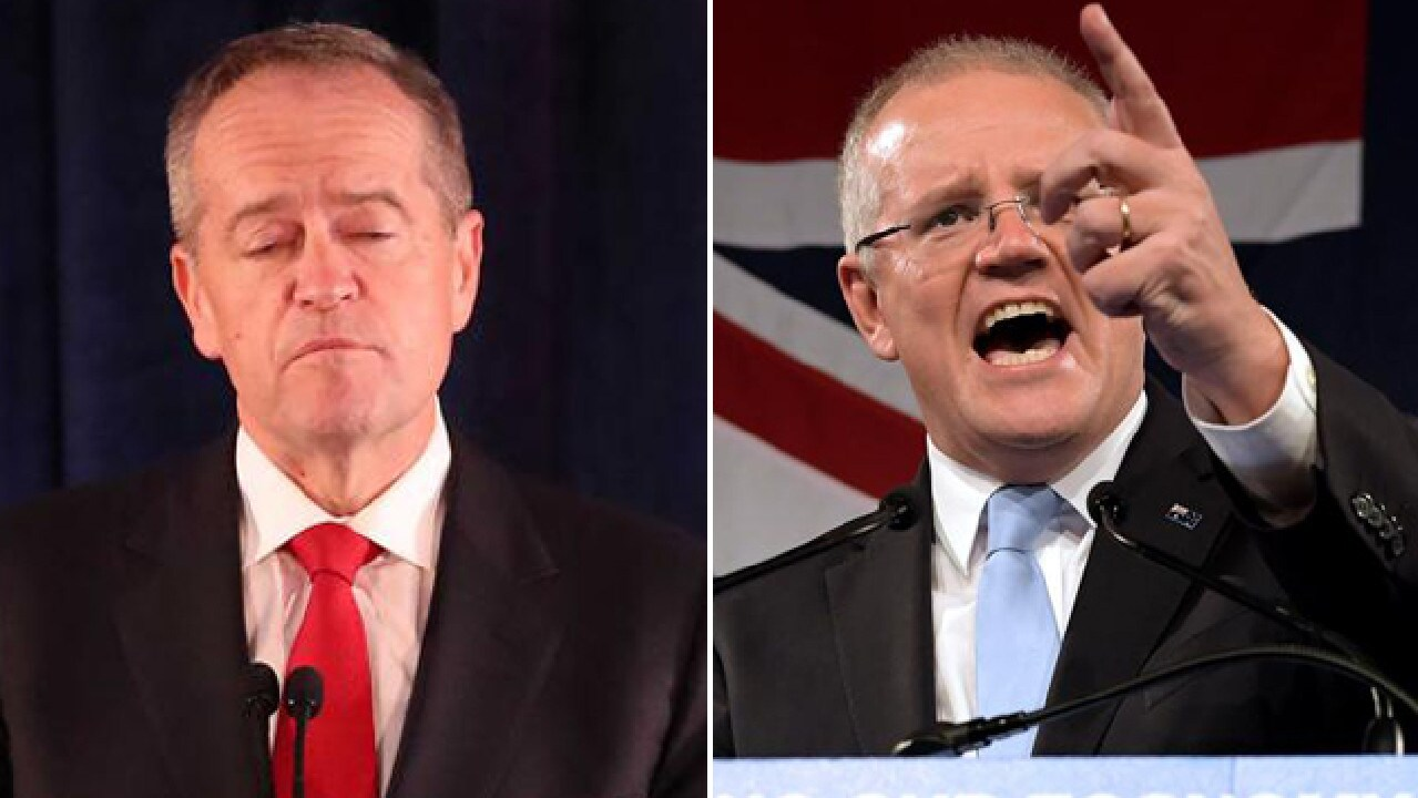 ScoMo drops a C-word we didn't see coming on election night.