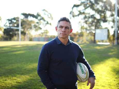 PRod Kafer, former Wallaby and Brumbies star. Picture. Phil Hillyard