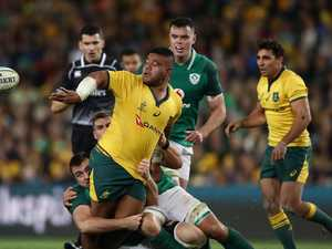 Latu kicked out of Wallabies camp