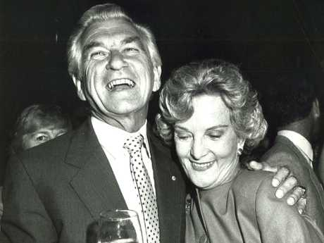 More than 50 per cent of Queenslanders voted for Bob Hawke in 1990. Picture: Colin Bull