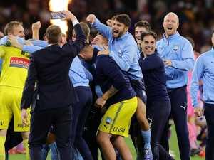 Shambolic VAR overshadows Sydney's moment