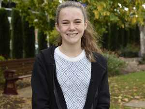 Toowoomba Anglican School student Shakira Schultz