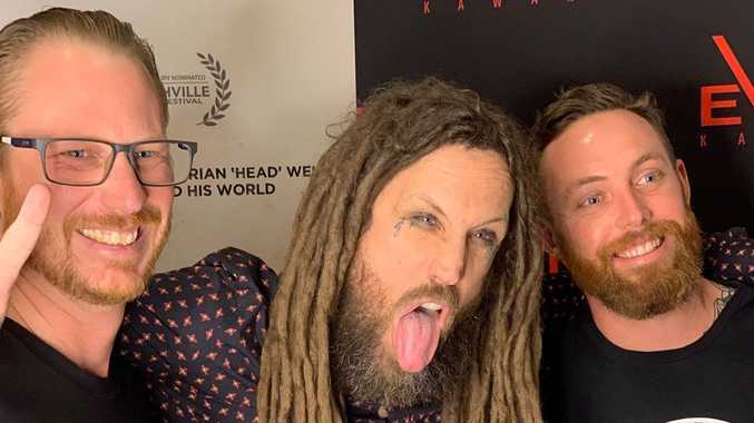 "Korn star: ""Coming off meth... I got a little fanatical"""