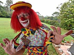 National Volunteer Week celebrates smiles and caring clowns