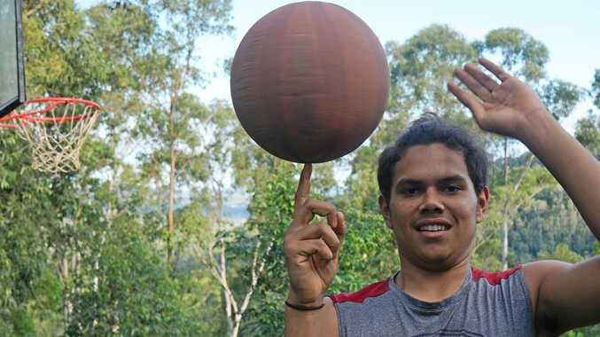 Kyogle teen's big chance to play basketball in America