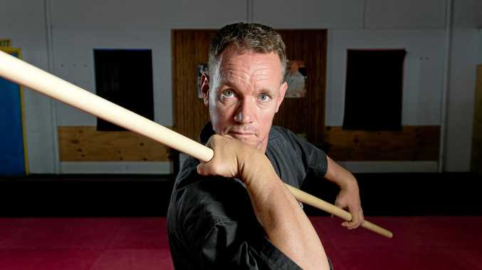 Rare martial art to be taught in Mackay