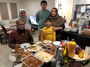 Local family welcome The Bully into their home for Ramadan