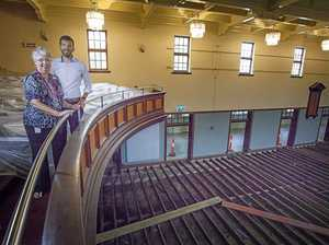 Maryborough City Hall auditorium closed until December