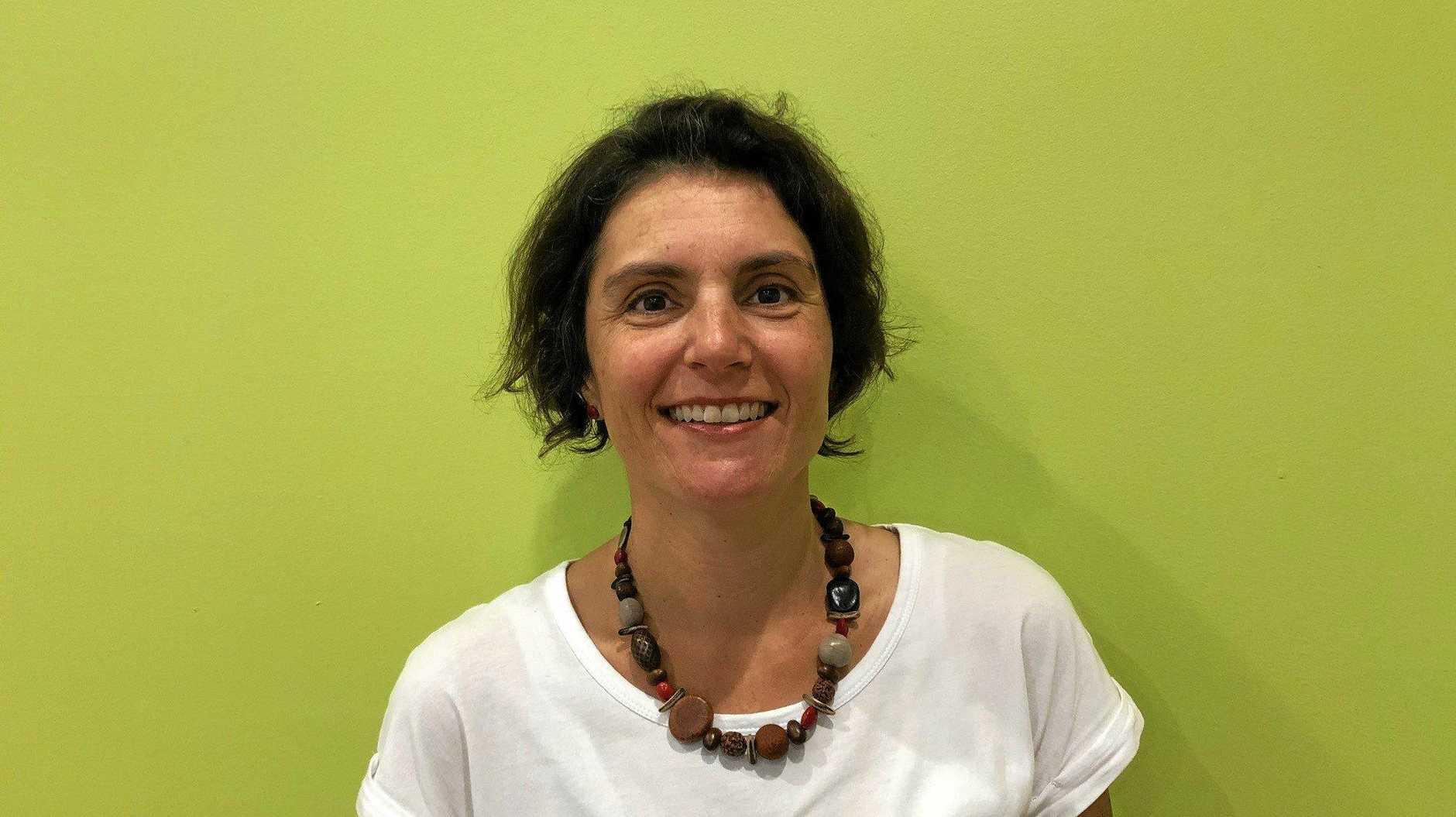 . Louise Hensby, entrepreneur and market organiser