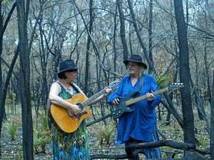 Deepwater couple bounce back from major bushfire
