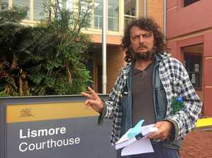 Nimbin man's ill health delays drug supply trial