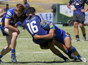 Rugby League REPLAY: Norths Blue v  Brothers Blue U18