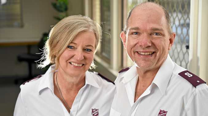 Dig deep to help the Salvos when they come knocking
