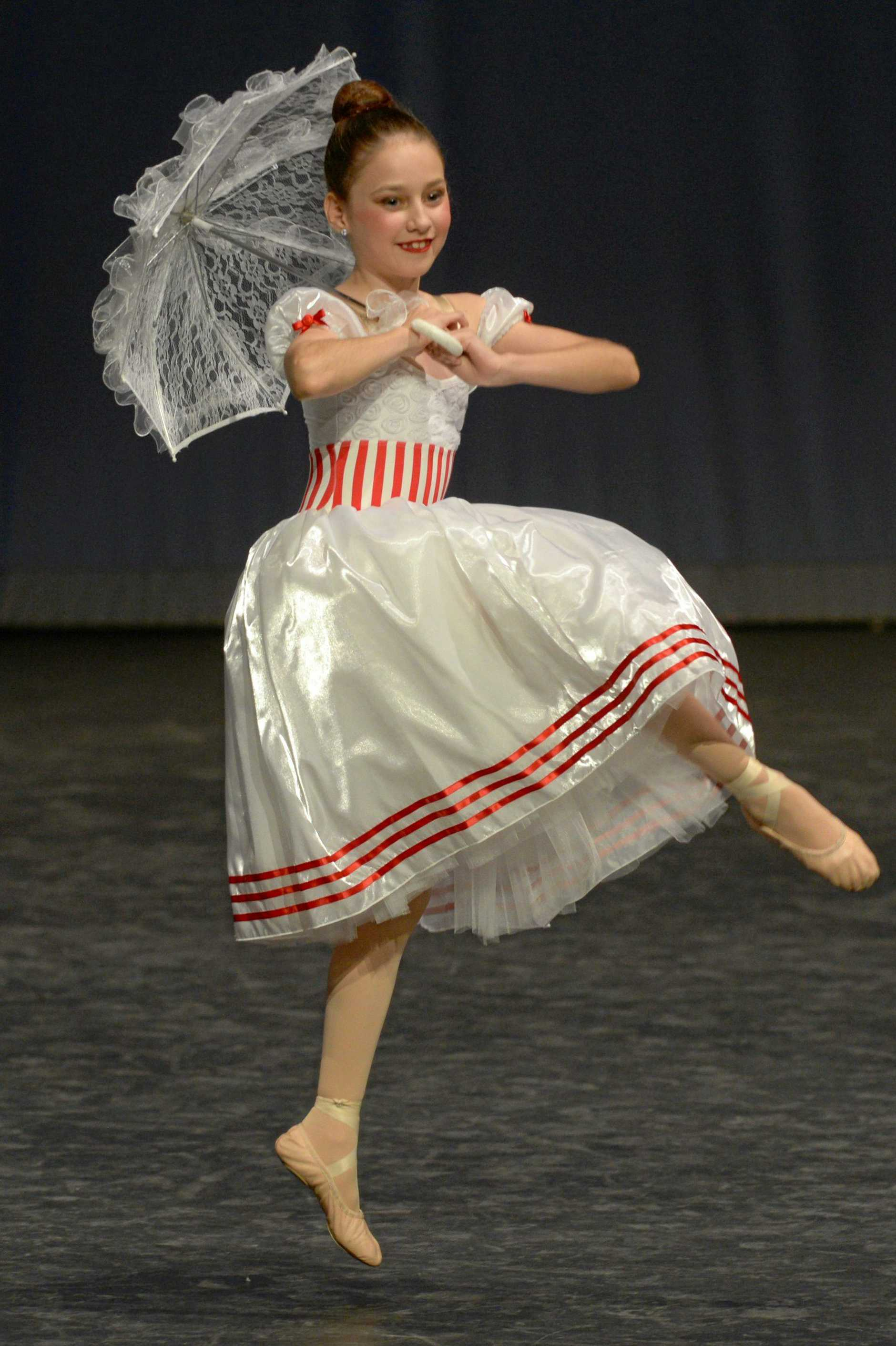 Sierra Chevio in Section 16 - Demi Character or Character Solo 9 and U11 (Jan Leibinger trophy)