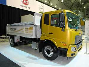 Croner is the latest addition to the UD Trucks' range