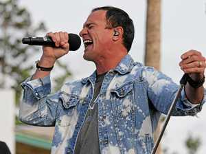Aussie rock star leads huge Rocky Show line-up