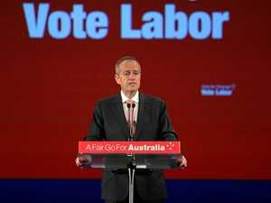 Shorten finally makes a good decision for Labor Party