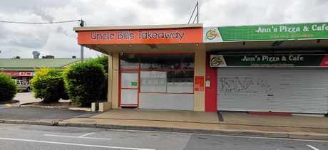 Uncle Bills Takeaway in East Ipswich has closed