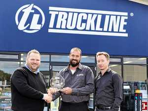 Bunbury crowned Truckline Branch of the Year