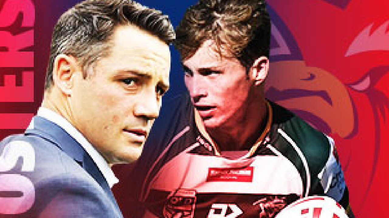 The Sydney Roosters have earmarked the hottest teenage talent in rugby league.