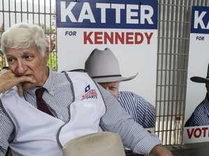 Bob Katter backs Albanese's bid for top Labor job