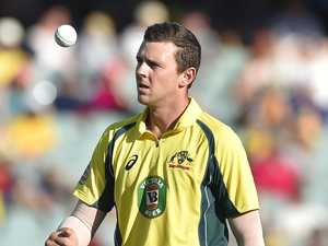 Hazlewood raring to go after simple tweak