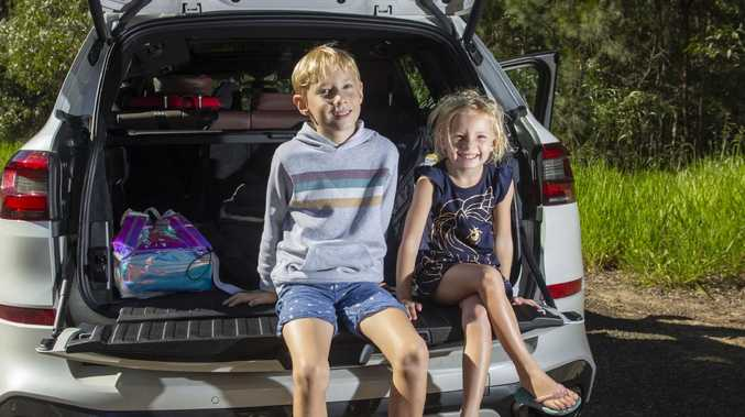 Introducing the child car seat of the future