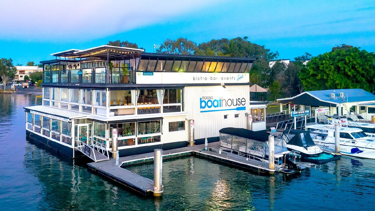 The sale of the iconic Noosa Boathouse attracted interest from potential buyers from as far away as Europe and Asia.