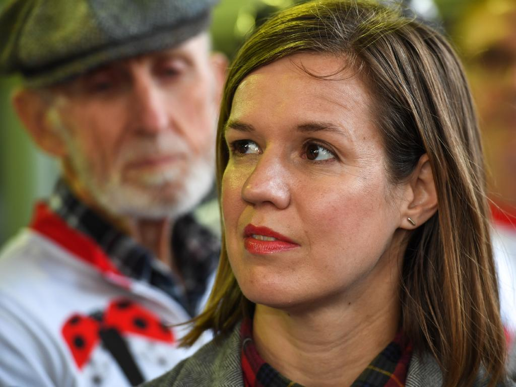 Labor candidate for Jagajaga Kate Thwaites. Picture: AAP