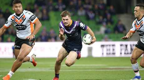 Ryan Papenhuyzen is the latest fullback to star for the Storm. Picture: AAP