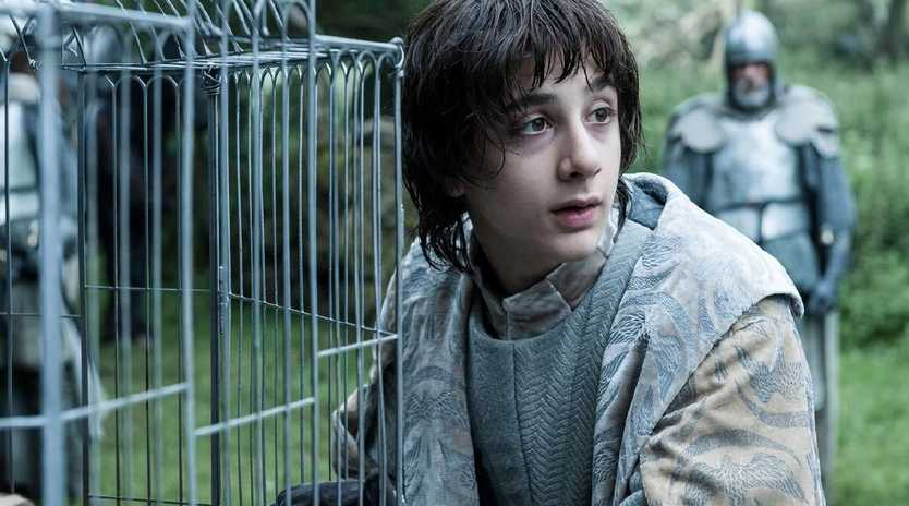 Game of Thrones character Robin Arryn before he 'got hot'.