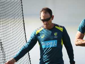 Langer spills on World Cup snub