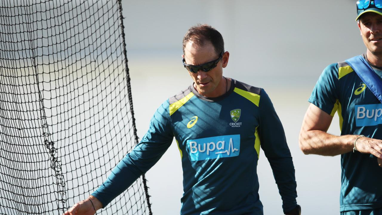 Justin Langer has defended the decision to snub Josh Hazlewood for the Cricket World Cup.