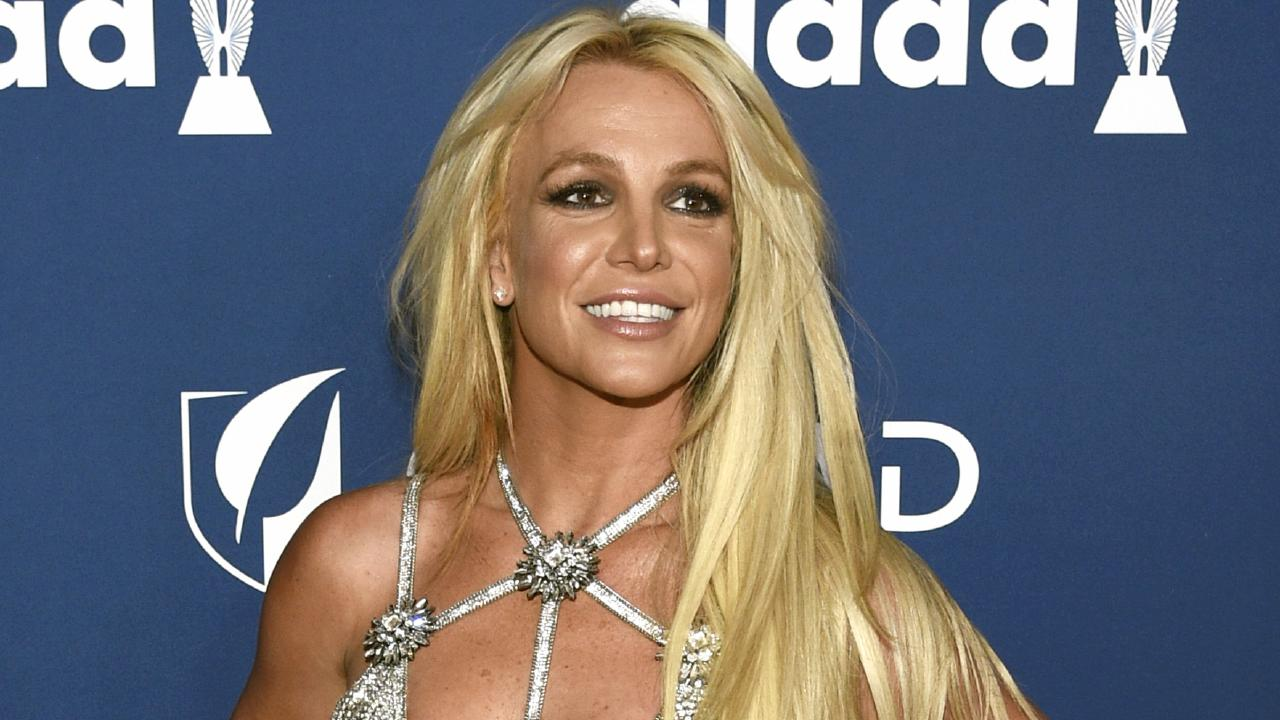 Britney Spears isn't allowed to have an iPhone. Picture: Chris Pizzello/Invision/AP