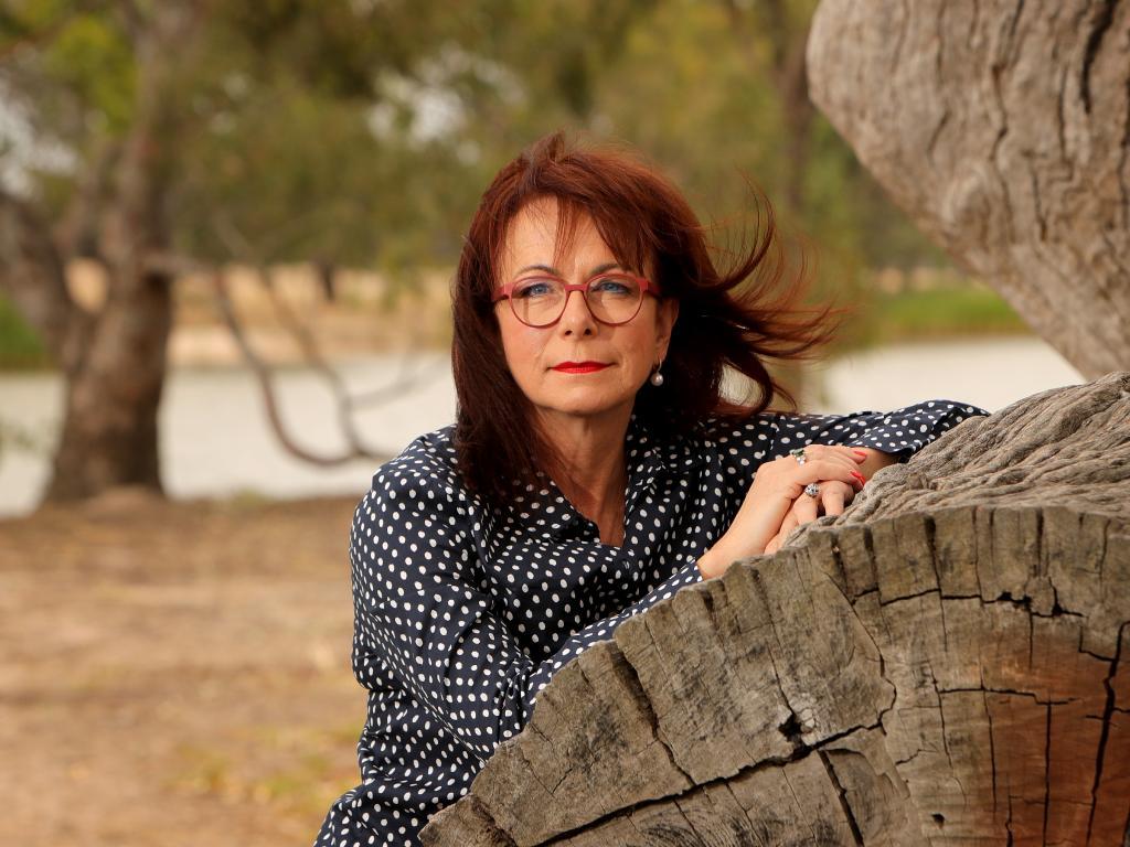 Anne Webster. Picture: Stuart McEvoy/The Australian.