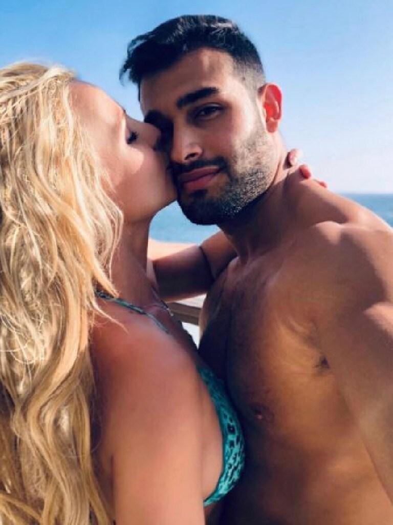 Britney Spears is dating model Sam Asghari