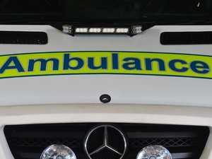 Paramedic heard finger 'snap' in vicious attack