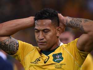 Shock Folau revelation as D-Day looms