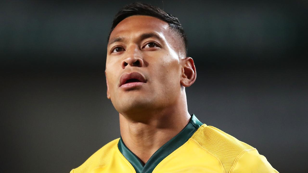 Israel Folau's sacking only makes things harder for the rest of us. Picture: Matt King/Getty