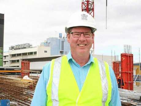 Rockhampton Labor MP Barry O'Rourke.