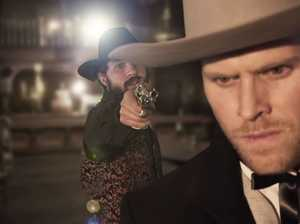 Toowoomba spaghetti western film in post production