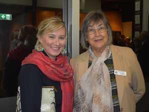 Peta Sheahan and Gail Baxter.