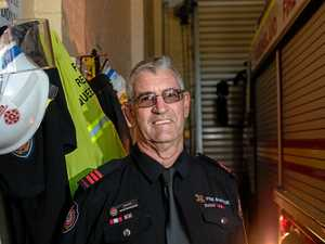 Age forces early retirement for passionate firefighter