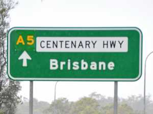 Wide line treatment for busy highway to improve safety