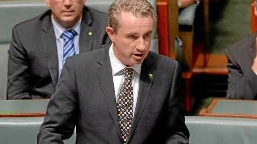 Renegade Page MP makes surprise announcement